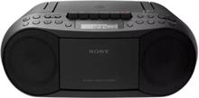 Sony CD-radio CFDS70B Svart