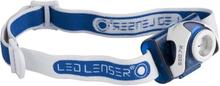 Led Lenser Pannlampa SE07R Blå