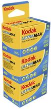 Kodak 400 Ultramax 135-36 3-Pack, Kodak
