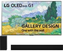 LG OLED65G1 + GX