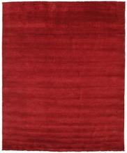 Handloom fringes - Mörkröd matta 250x300 Modern Matta