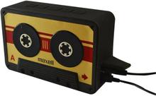 Maxell BT90 Retro Cassette Bluetooth v4.1 Speaker Guld/Svart