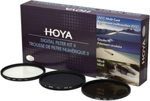 HOYA Filterkit UV(C) Pol.Circ. NDx8 52mm-mm