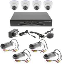 Valueline CCTV Set HDD - 4x Kamera