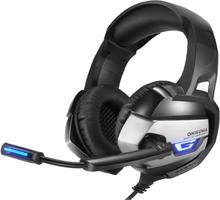 Not specified ONIKUMA K5 3.5mm Gaming Headset För PC, Laptop, PS4, XBOX - Svart