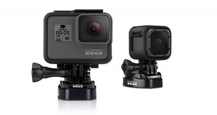 GoPro ABQRT-002 stativ skyting mini stativ for kameraet helten 4