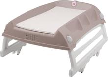 OK Baby Flat Skötbord säng badkar bord