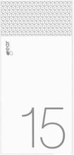 Gear by Carl Douglas GEAR Powerbank 15000mAh LiPolymer 2.1A Lightning 4xUSB Vit