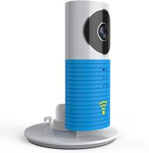 eStore Trådlös Babykamera / Övervakningskamera - Nattseende - Ljusblå