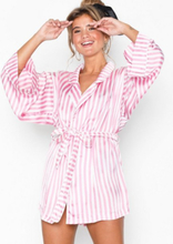 Missguided Silk Robe