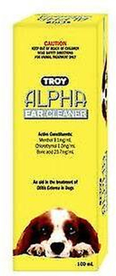 Troy alfa Ear Cleaner 100 ml