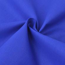 vidaXL Bomullstyg 1,45x20 m blå