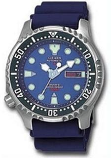 Citizen NY0040-17LE Promaster Blå/Gummi Ø43 mm