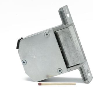 Elektrisk sluttstykke 8-12 V | Portlås til porter og dører | SuperMagneter.no