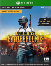 PLAYERUNKNOWN'S BATTLEGROUNDS – spilprøveudgave til Xbox One