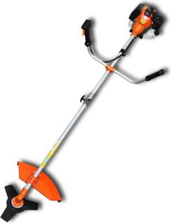 vidaXL buskrydder græstrimmer 51,7 cc orange 2,2 kW