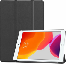 INF iPad-sak 10,2 tommers smart dekselveske - svart