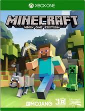 Minecraft na Xbox One (wersja Blu-ray)