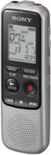 (99) Sony ICDBX140.CE7 Dictaphone Silver