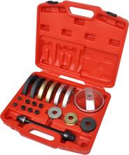 vidaXL Verktygssats för kompakt hjullagerenhet 62 mm, 66 mm, 72 mm