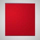 Rullgardin mörkläggande 40x100 cm röd