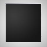 Rullgardin mörkläggande 40x100 cm svart