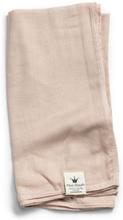 Elodie Details Bamboo Muslin Blanket Powder Pink