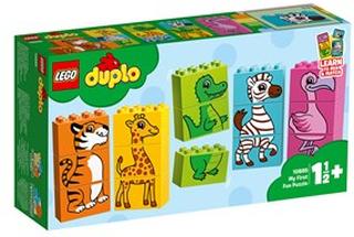 LEGO DUPLO 10885 LEGO® DUPLO® My First Fun Puzzle 24+ months