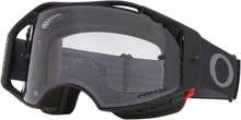 Oakley Airbrake MTB Goggles Black Gunmetal/Prizm Low Light