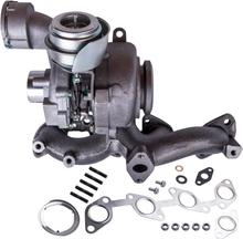 Turbocharger compatible for VW Seat Skoda 2.0 TDI 103kw BKD 03G253019H 03G253014J w/ Gasket