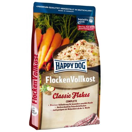 Happy Dog Flage-fuldfoder - 10 kg