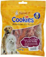 Cookies Delikatess Hühnchen 200 g - 6 x 200 g Filetstreifen