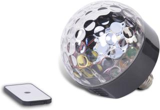 Party Fun Lights LED Bluetooth Disko Højttaler med Fjernbetjening