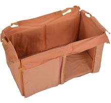Økonomisæt: Trixie Natura Classic hundehus med fladt tag inklusive isolering - Str. XL