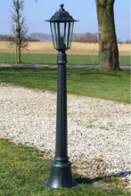 vidaXL Trädgårdslampa Preston 105 cm