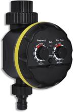 vidaXL Automatiske Havevanding Elektroniske Timer Enkelt Udtag