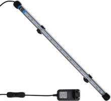 vidaXL Akvarielampa LED 48 cm vit