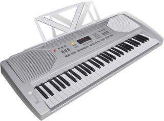 vidaXL Keyboard-instrumenter, musik står 61 klaver nøgler