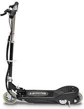 vidaXL Elektrisk sparkesykkel 120 W svart