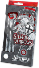 Harrows Steeltip Silver Arrows Dartpile 20g