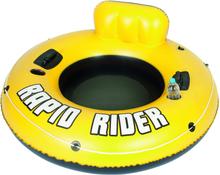 Bestway Flytande vattenring för en person Rapid Rider 43116