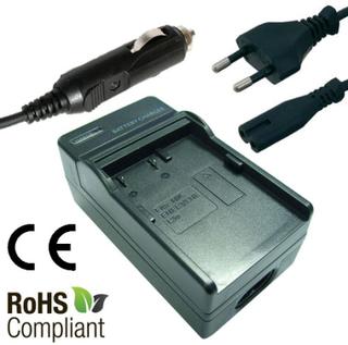 CANON BP-511/BP-512/BP-522/BP-535 Kamerabatteriladdare