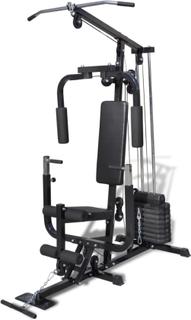 vidaXL multigym træningsmaskine