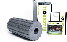 Blackroll Foam Roller Groove Pro Grå 30cm