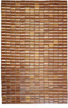 RIDDER Badrumsmatta i trä Bamboo 90x60cm