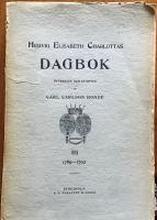 Hedvid Elisabeth Charlottas DAGBOK III