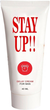 Ruf: Stay Up, Exclusive Massage Cream for Men, 40 ml