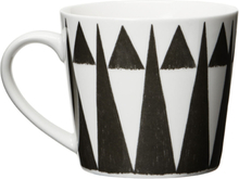 Porslinsmugg Stor Triangle