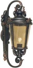 Baltimore Væglampe H69 cm 1 x E27 - Patineret bronze