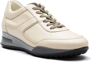 TOD'S Tods mäns läder Allacciato Sport T projektet låg Top Sneakers...